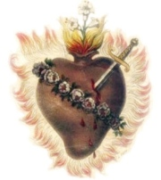 The Sorrowful and Immaculate Heart of Mary